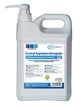 BACTINYL® ASPIRATION CHIRURGICALE
